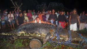 lolong caught