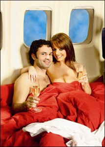 Upgrade your Sexcapade with a Flight on Virgin America!