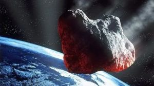 Is it just me or does the complexion of that asteroid's face look eerily familiar?