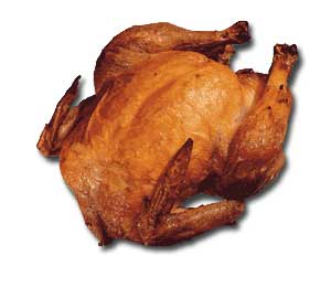 "WARNING GRAPHIC: This is a photo from the Ottawa Police Department's homicide unit, taken Thanksgiving Day 1996. It is the last known photograph of Aunt Bird. Her surviving family members refused to speak to Pop HazMat about the murder, which appears to have been related to the infamous ""Savory Stuffer's"" string of serial killings that terrorized Canada in the late 1990s."